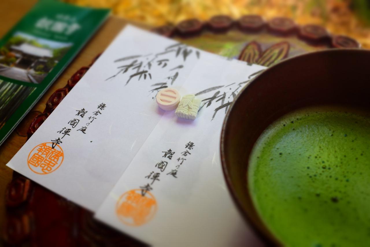 鎌倉デートの画像