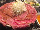 吉祥寺の肉ランチICHIYAのはみ出るカルビ丼の画像