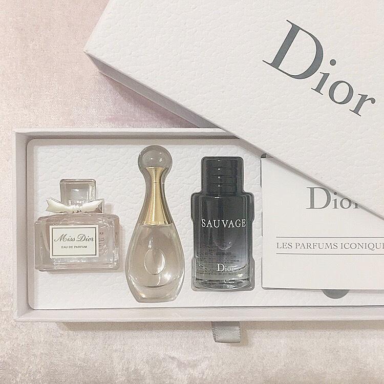 Dior 2018年のバースデーギフトがすごい!会員になるとタダで貰える豪華プレゼントとは?