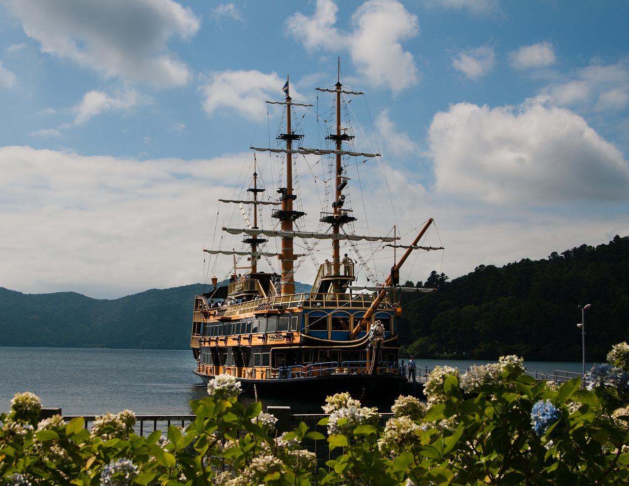 箱根海賊船の画像