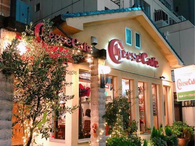 チーズ好き必見!横浜『cheese cafe』でとろ~りチーズを満喫してきました!