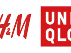 H&M UNIQLOの店舗ロゴマーク