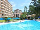大きなプールがあるリゾートホテル今井浜東急ホテル