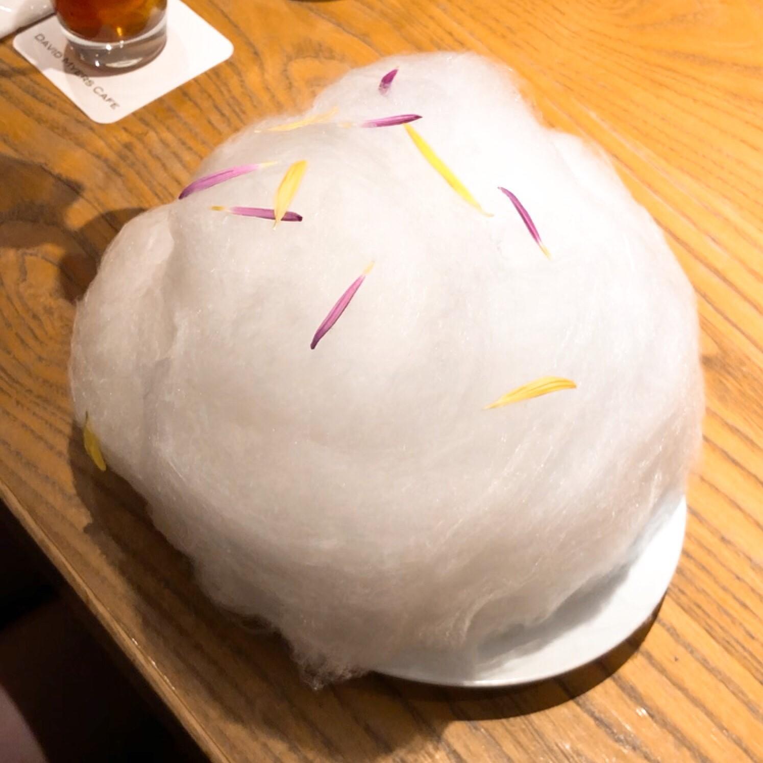 コットンパンケーキの画像