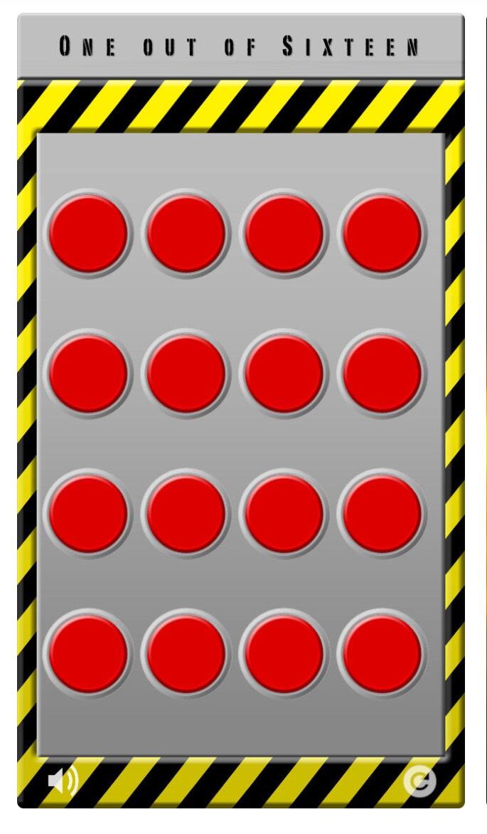 爆弾スイッチの画像