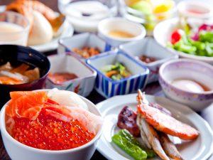 ラビスタ函館ベイの朝食の画像