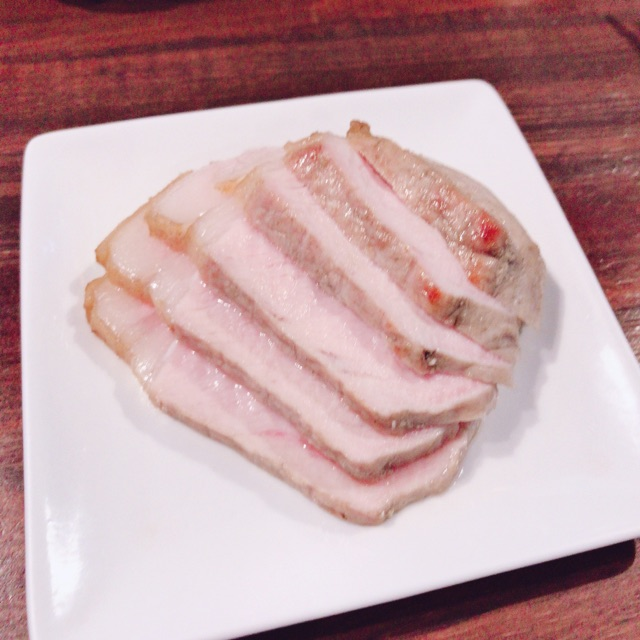 肉山の豚ロース