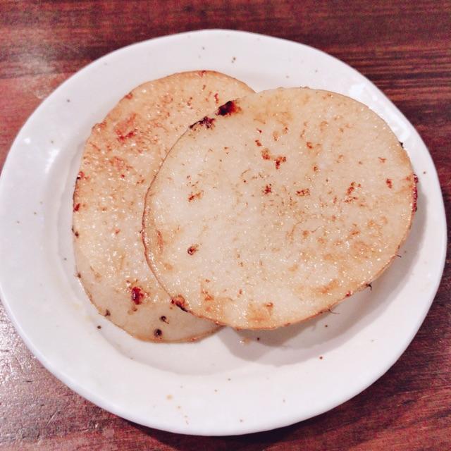 肉山の焼き野菜(長芋)