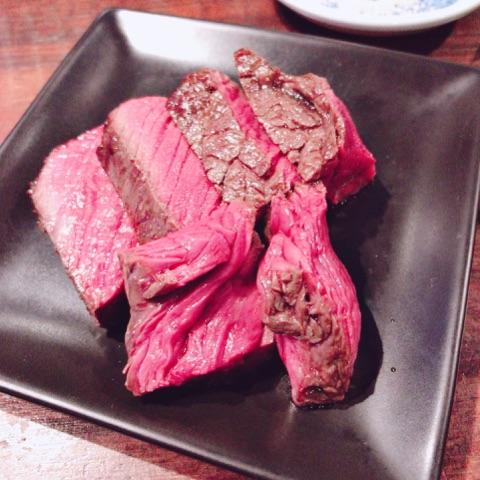 肉山のランプ