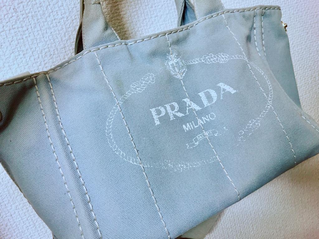 プラダの人気トートバッグ「カナパ」は買わない方がいい!?実際に使って分かったオススメしない理由とは?