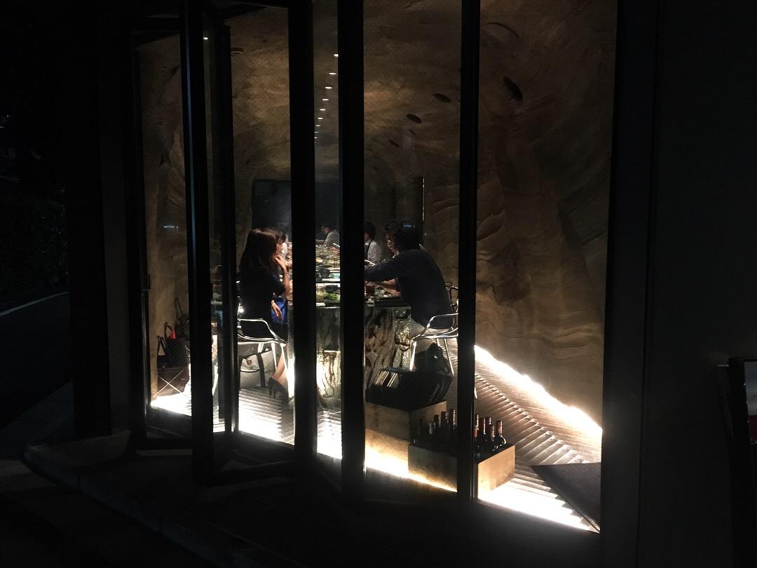 ニクノトリコ六本木の内観店内の画像