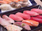 神楽坂寿司アカデミーの寿司食べ放題