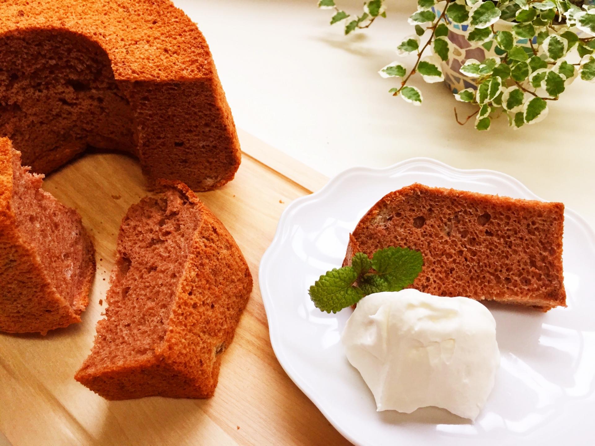 ふわふわ食感が最高に幸せ!都内で絶品シフォンケーキが食べられるカフェ【MERCER bis Ebisu/モリスケ】