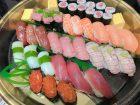 宅配寿司銀のさら豪華桶宴の画像