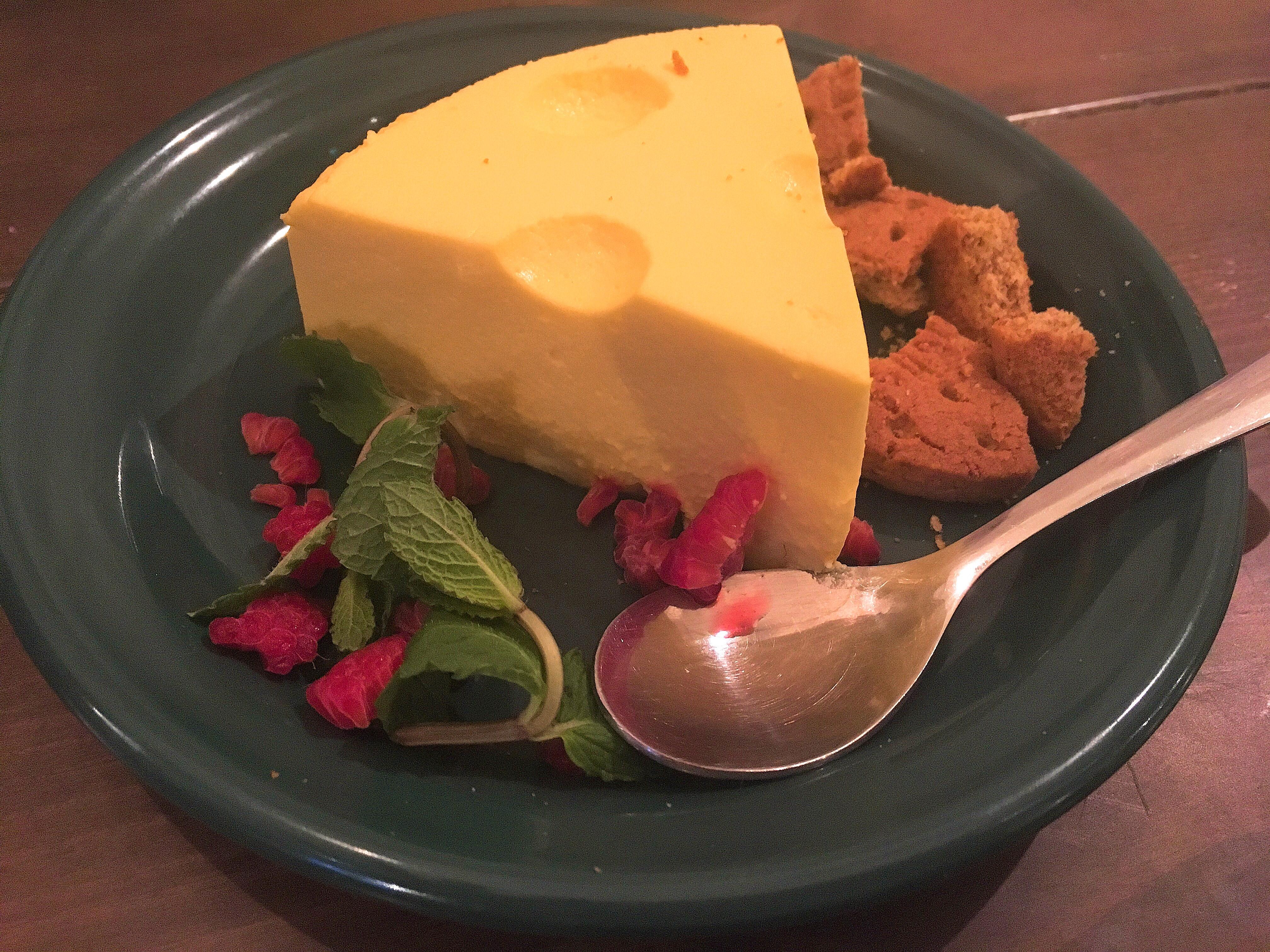 チーズチーズカフェ渋谷のデザートの画像