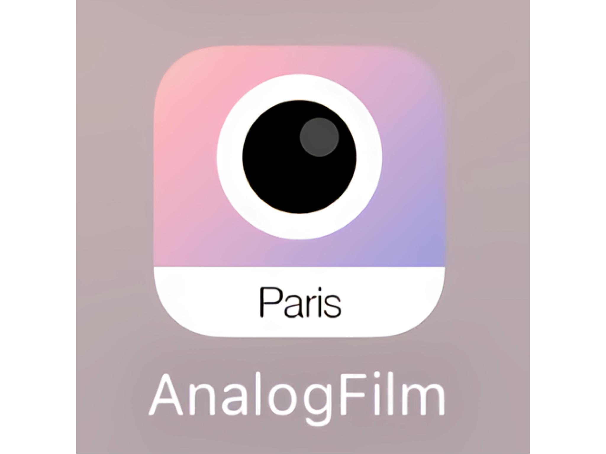 AnalaoFilm Parisアプリの画像
