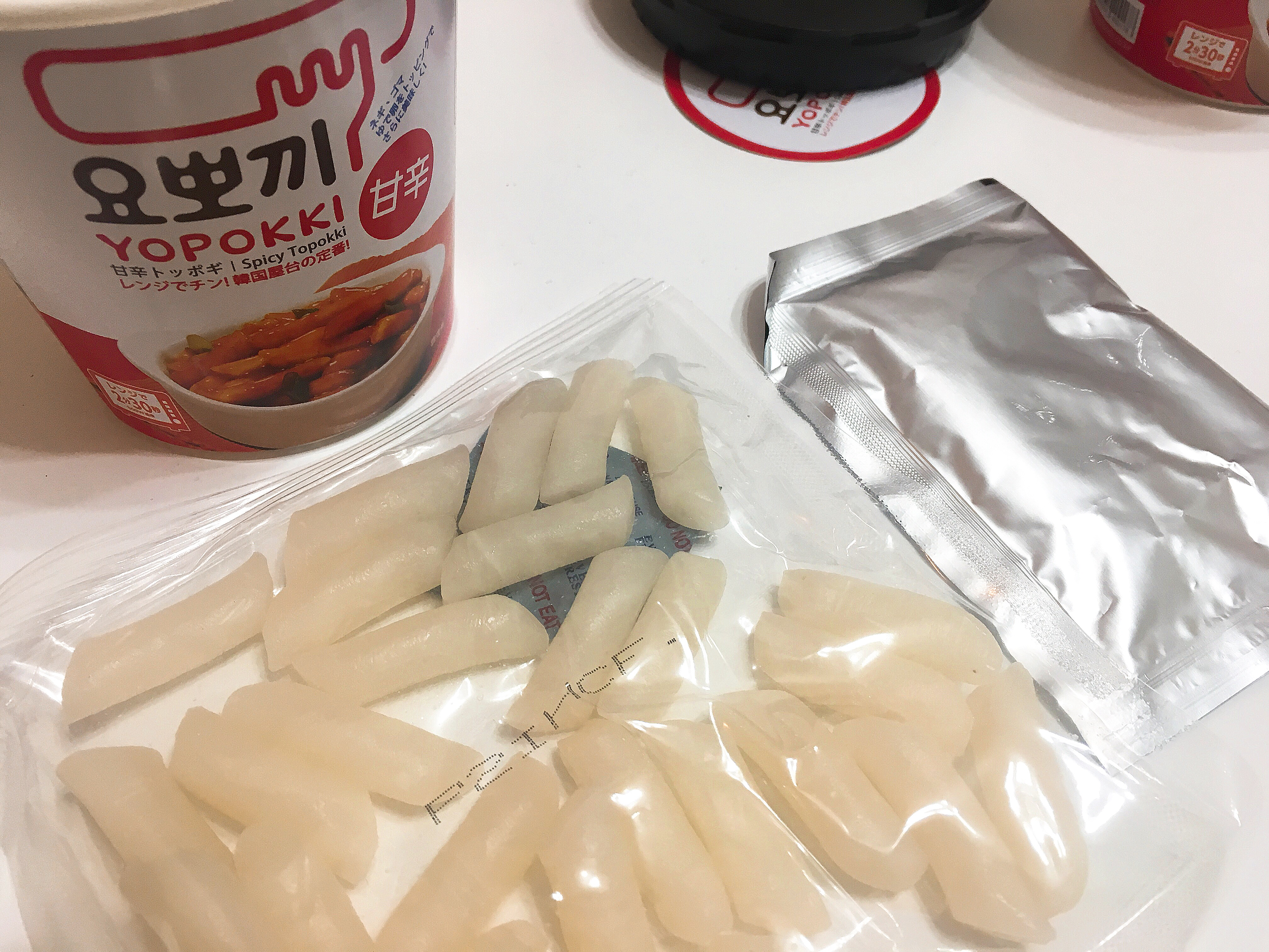 YOPOKKI ヨッポギの甘辛味の作り方の画像