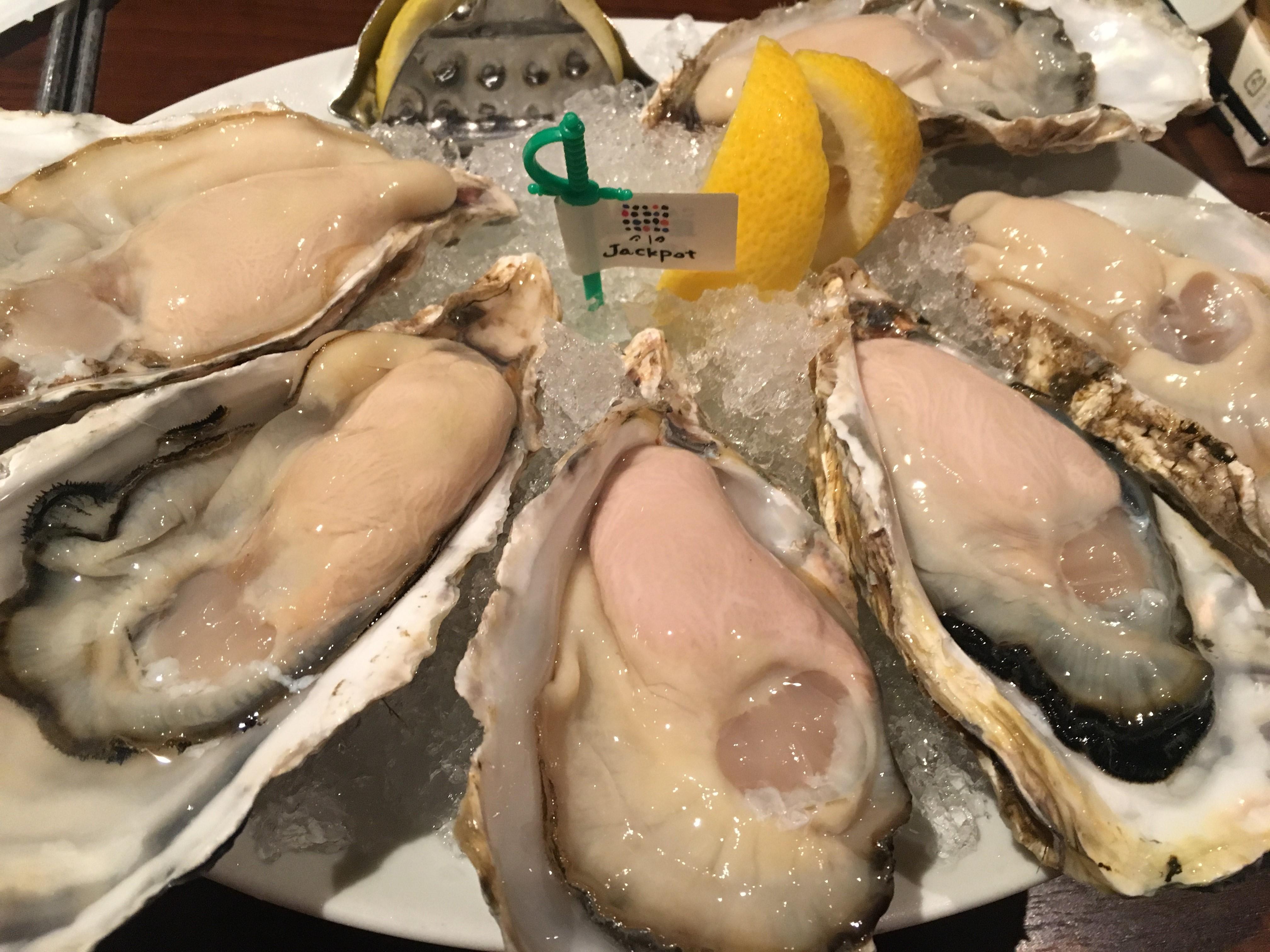【下北沢】美味しい生牡蠣が食べれる「ジャックポット」に行ってみた感想・レビュー