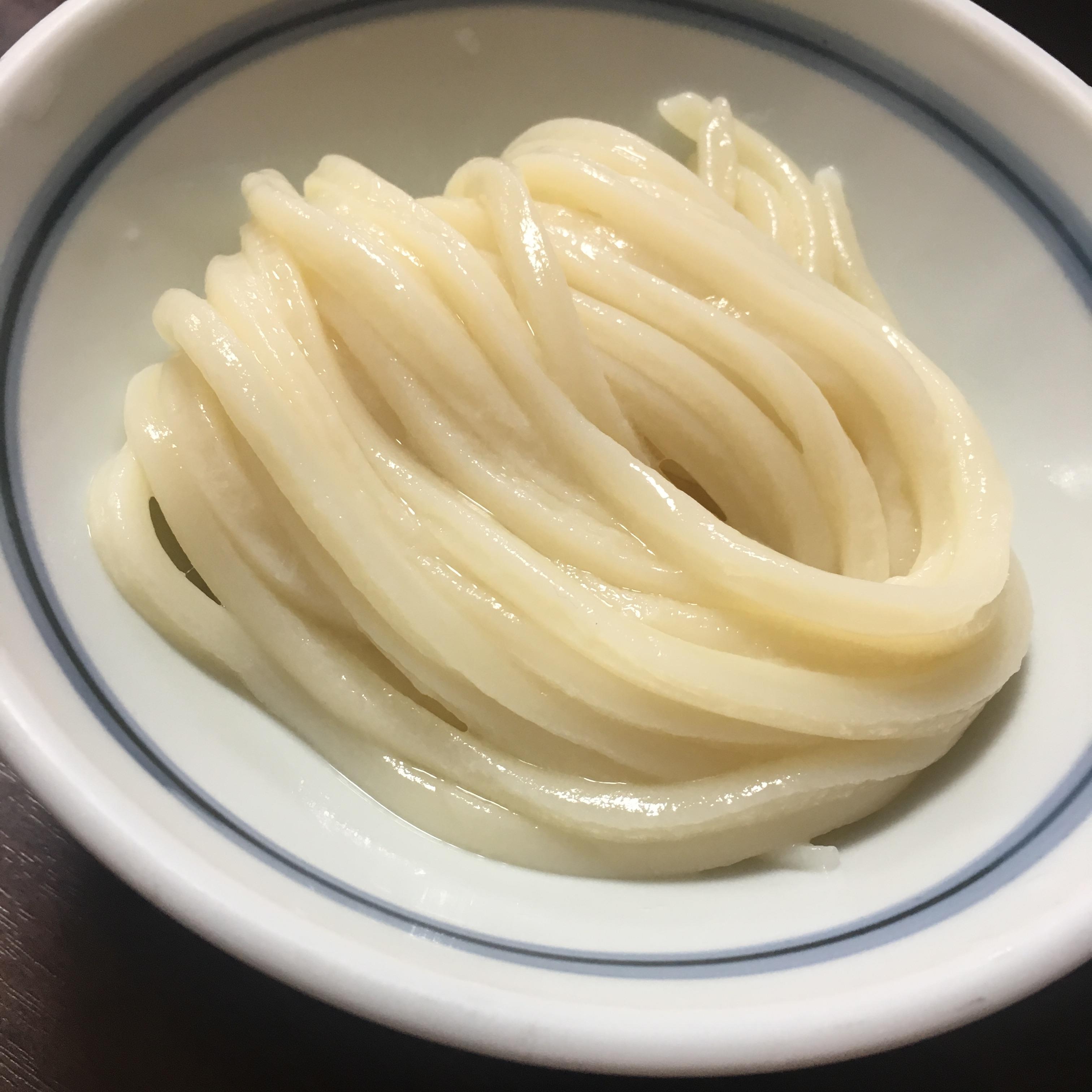 長田in香の香冷やしうどんの画像