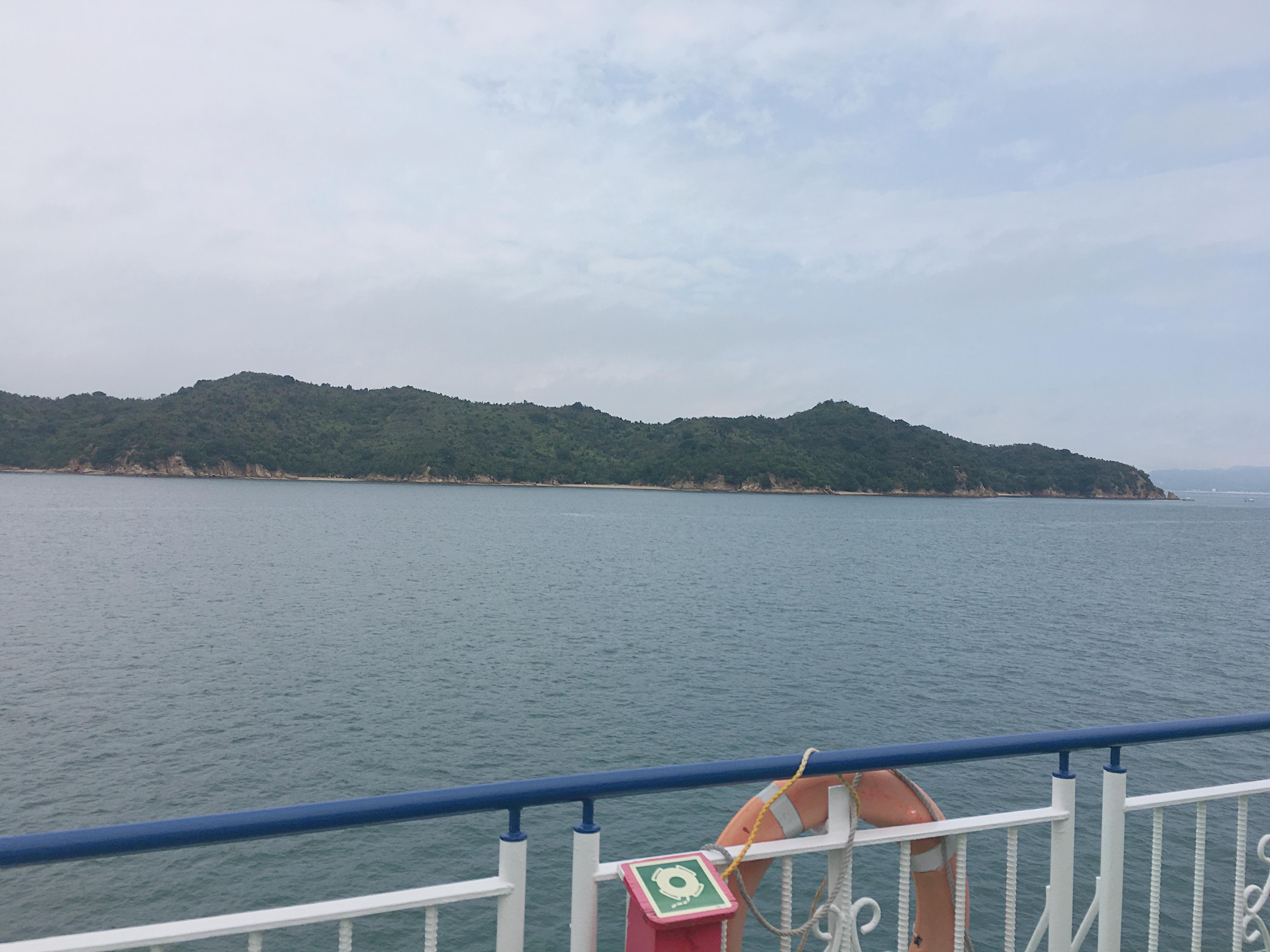 小豆島の海の画像