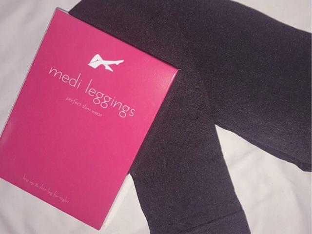 インスタで話題の『メディレギンス』って実際どうなの?履くだけで細くなるのは本当なのか半年間試してみました☆