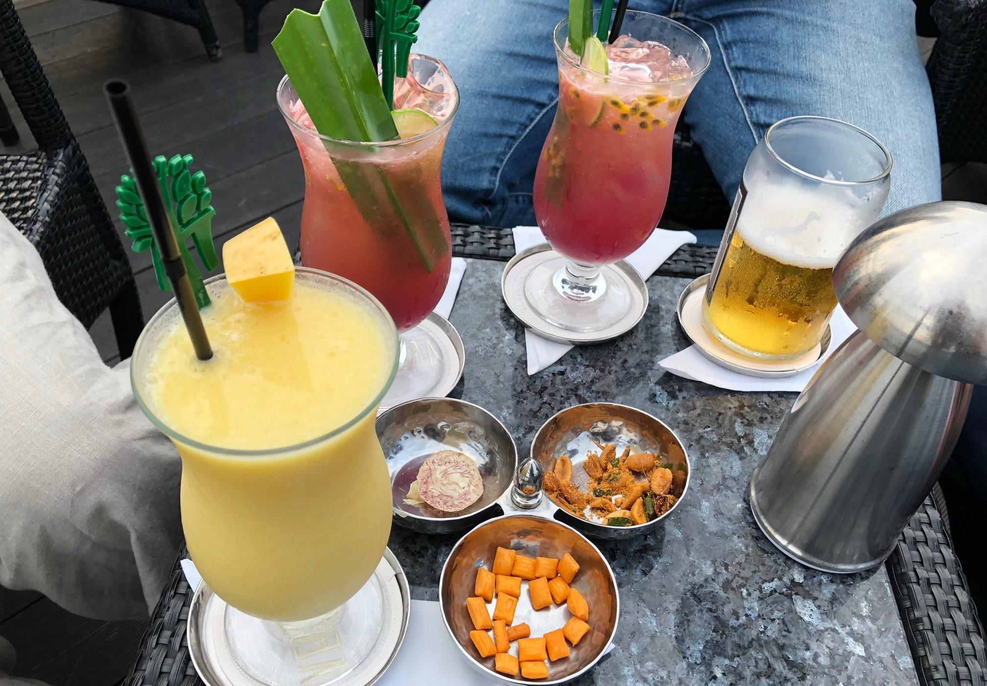MOONBARのお酒の画像