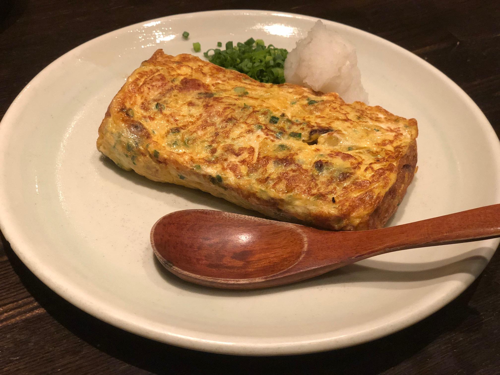 川上庵の一品料理の画像