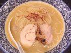 麺屋武一の鶏白湯ラーメン