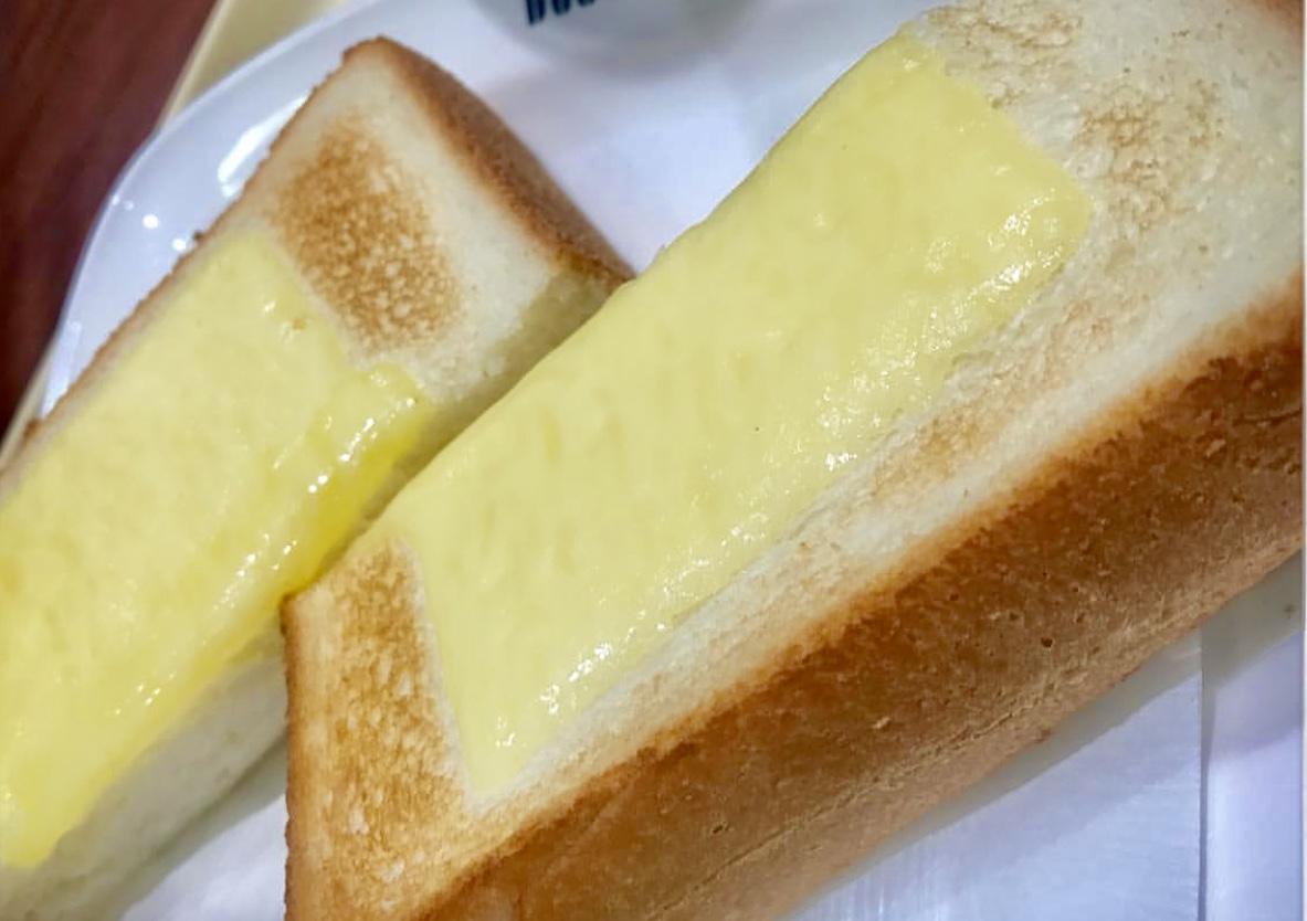 ドトールのチーズトースト