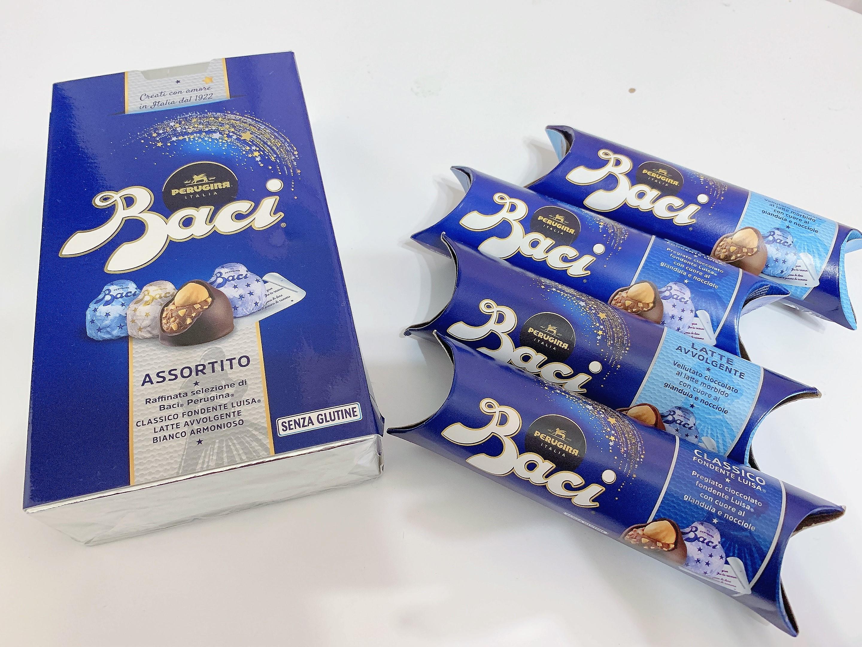 イタリアのおすすめお土産Baciのチョコレートの画像