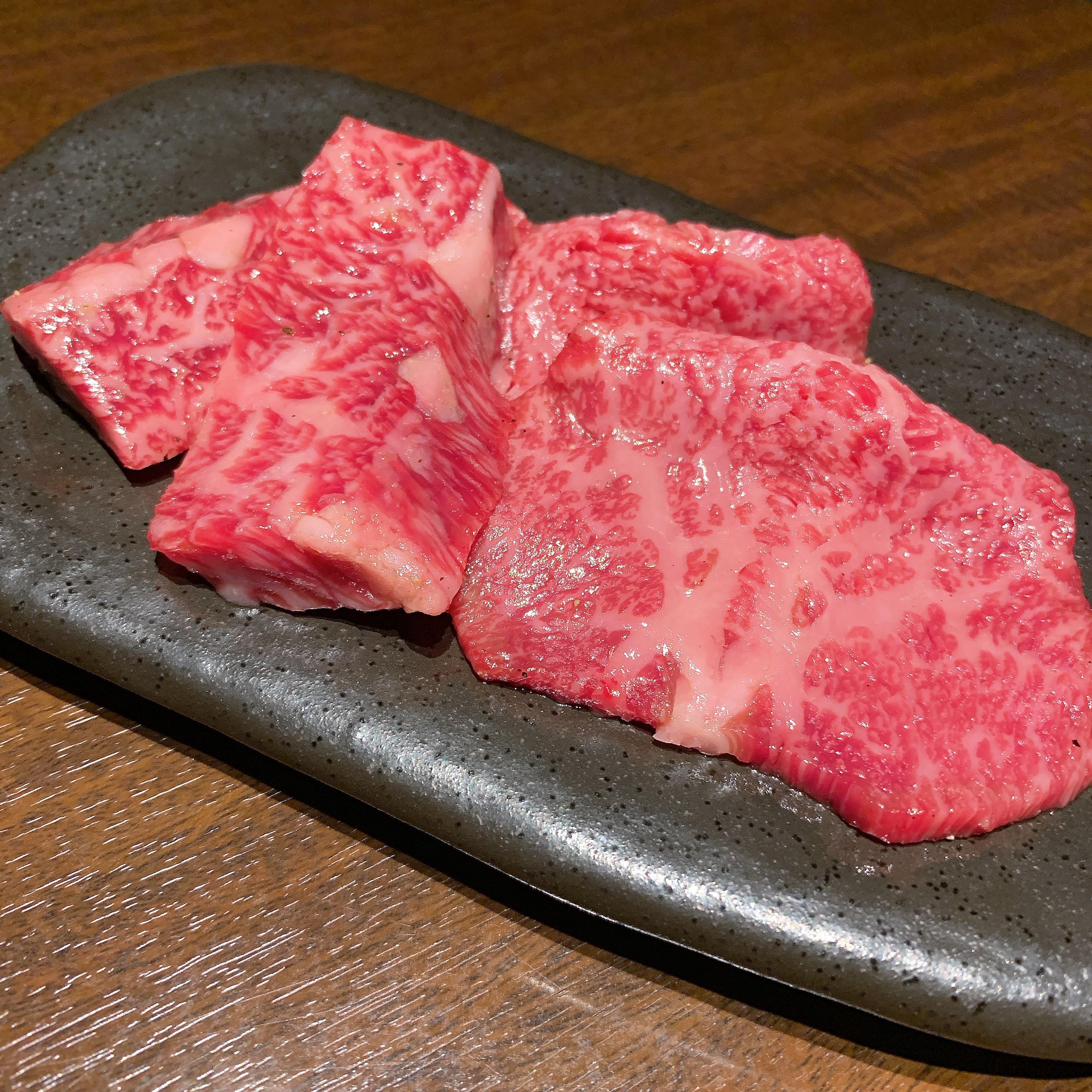 経堂炭火焼肉ふちおかコースの画像