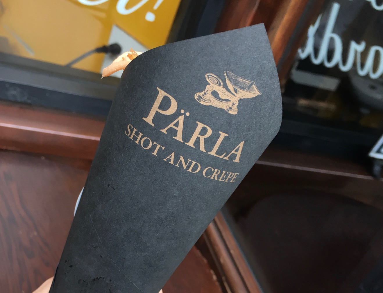 芸能人も訪れる高級クレープ専門店『PARLA』に行ってきました!実際に食べた感想をお届けします☆