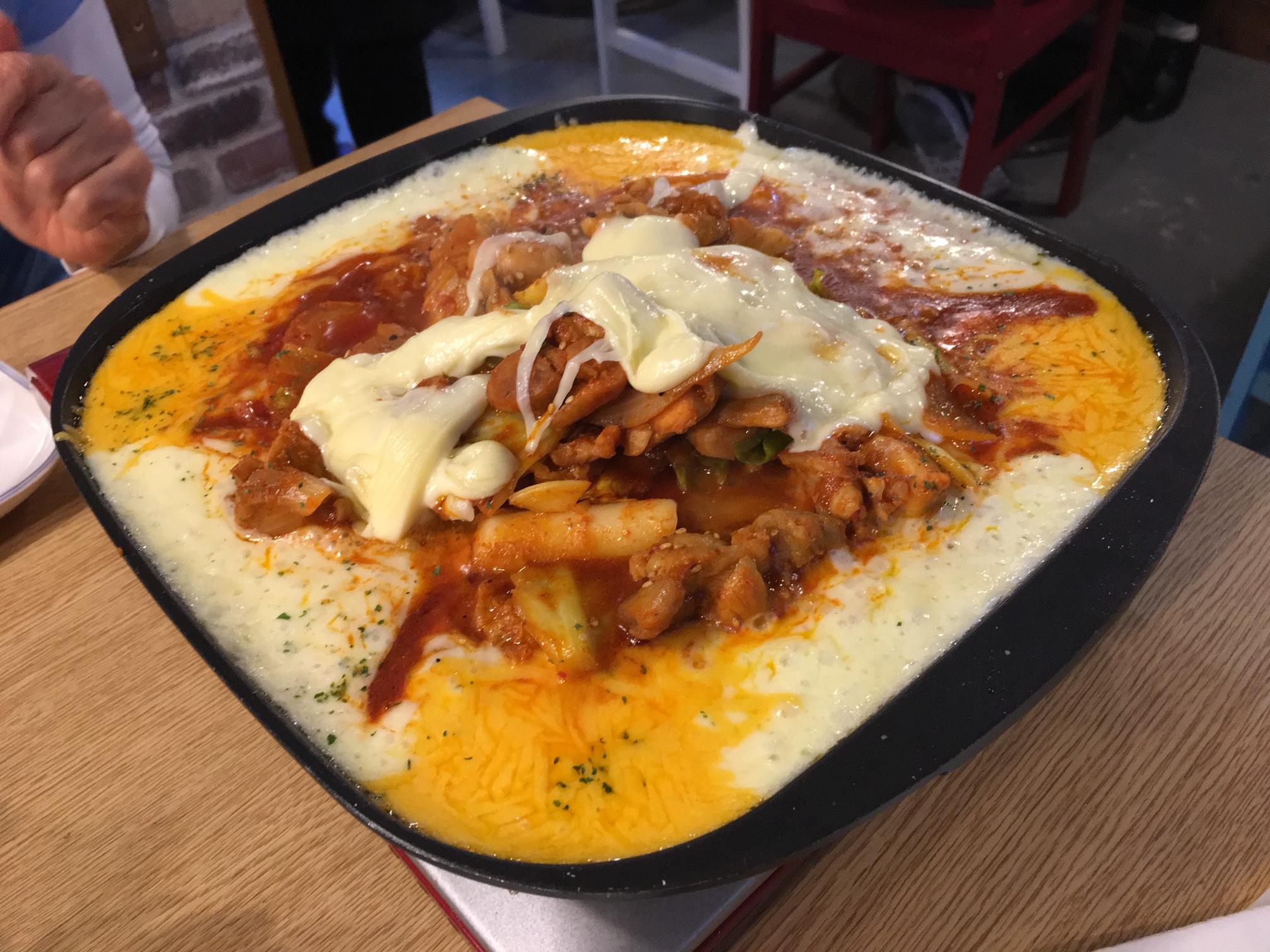 Oh!キッチンNのチーズタッカルビ画像