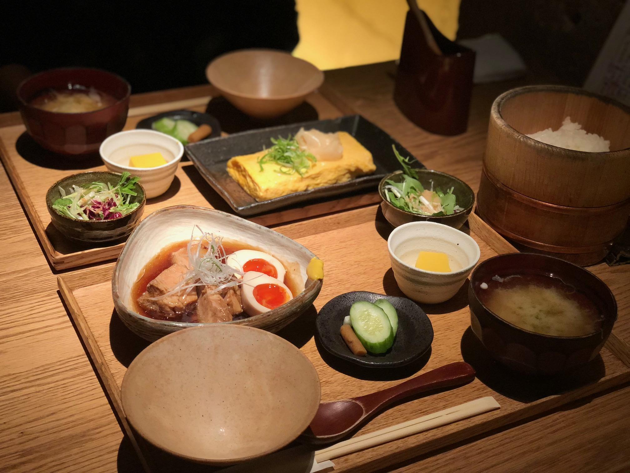 身体に優しいほっこり和食ランチ。代官山『ごはんや 一芯』に行ってきました!