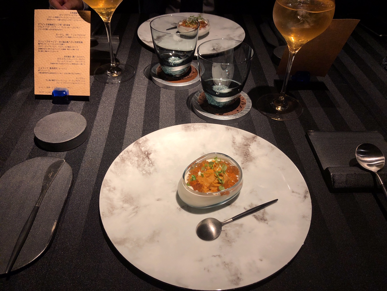moriのコース料理の画像