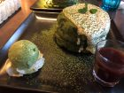 512 CAFE & GRILLの抹茶パンケーキ