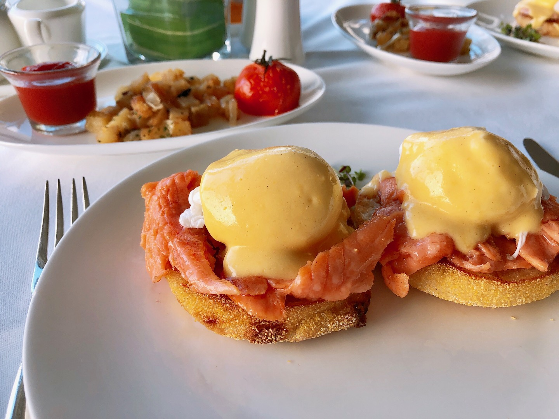 まるで天国!ハワイの高級ホテル『ハレクラニ』のレストラン『オーキッズ』で優雅なモーニングを食べてきた感想・レビュー☆