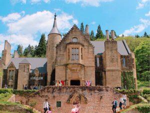 群馬県にあるかわいいお城「ロックハート城」