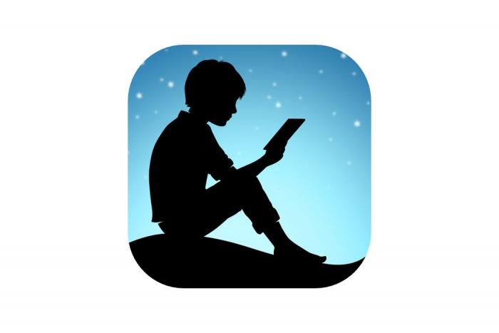 Kindleアプリの画像