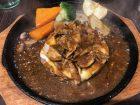 南池袋札幌牛亭の絶品ハンバーグ