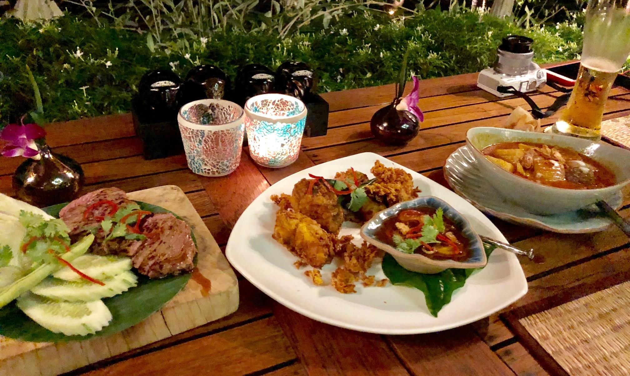 Spice N' Rice Thai Restaurantの店内画像