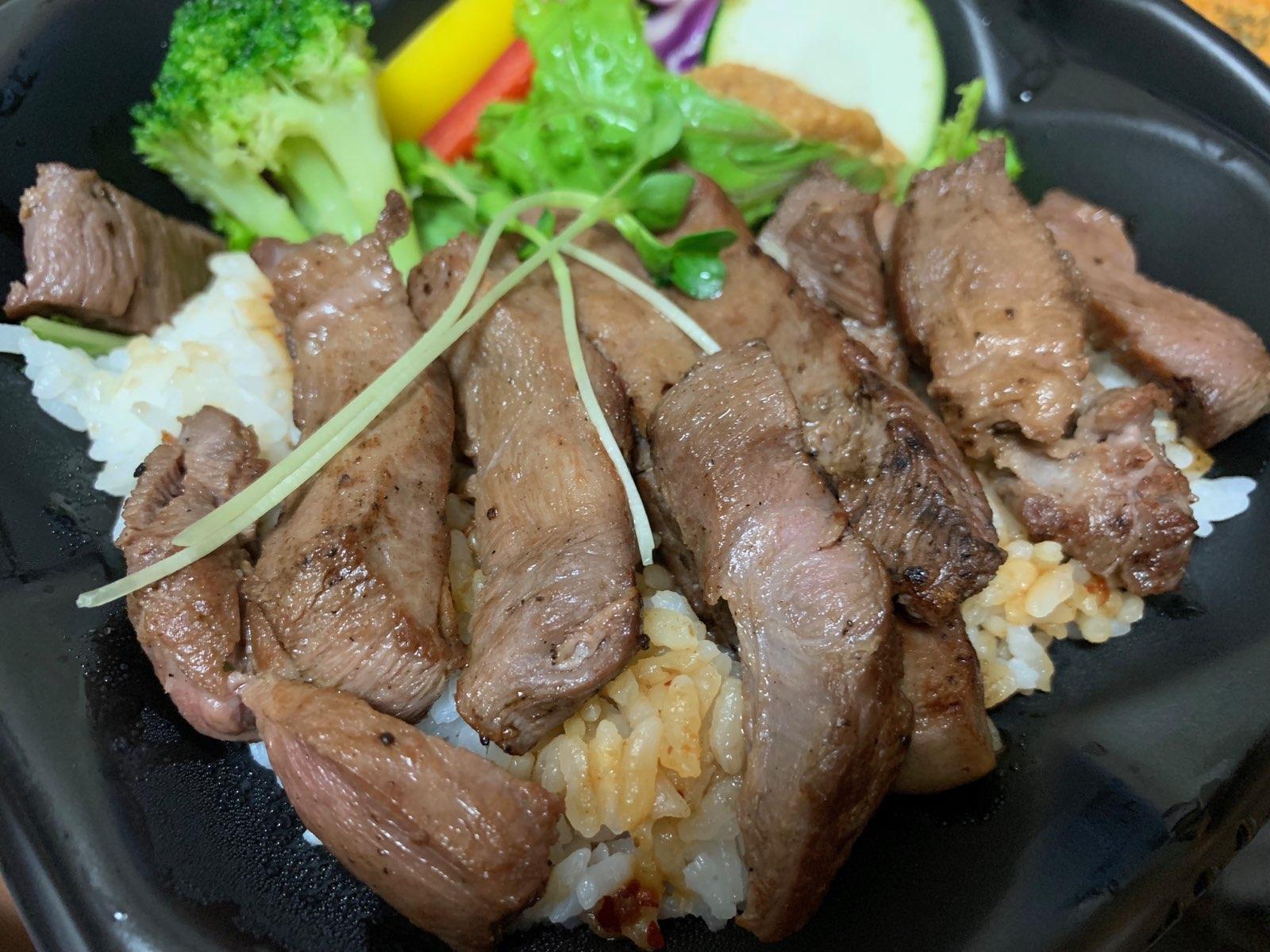 牛タン専門店せんりのネギ塩厚切り牛タン丼